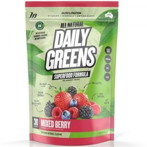 100% Natural Daily Greens - MIXED BERRY