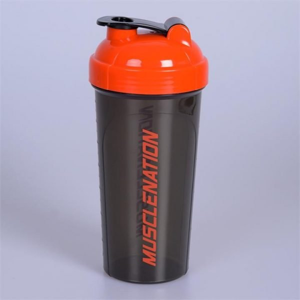 750mL Shaker - Black / Red - Black / Red