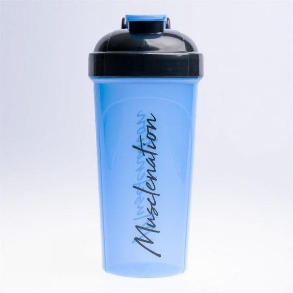 750mL Shaker - Clear Blue / Black - Clear Blue / Black