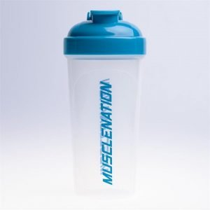 750mL Shaker - Clear / Blue - Clear / Blue