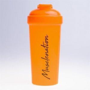 750mL Shaker - Orange / Black - Orange / Black