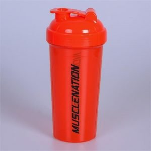 750mL Shaker - Red / Black - Red / Black