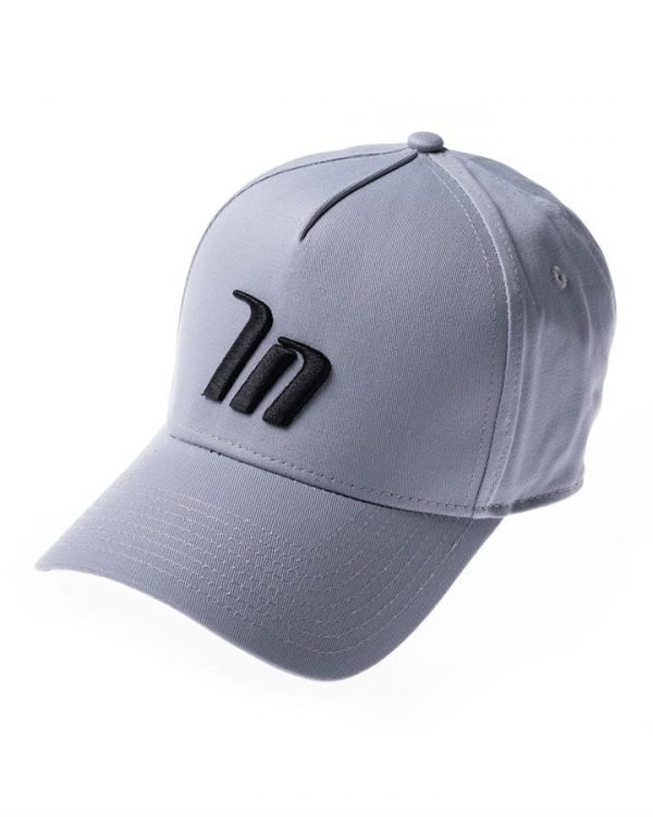 A-Frame Hat - Grey - One Size