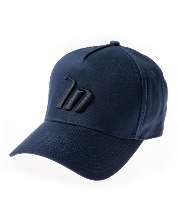 A-Frame Hat - Navy - One Size