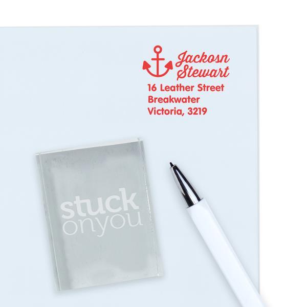 Address Stamp - Classic