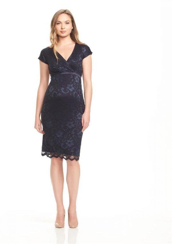 Anca Lace Maternity Dress