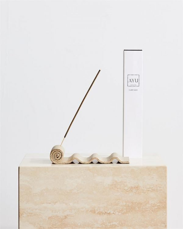 Ayu Clary Sage Incense Sticks - Bed Threads