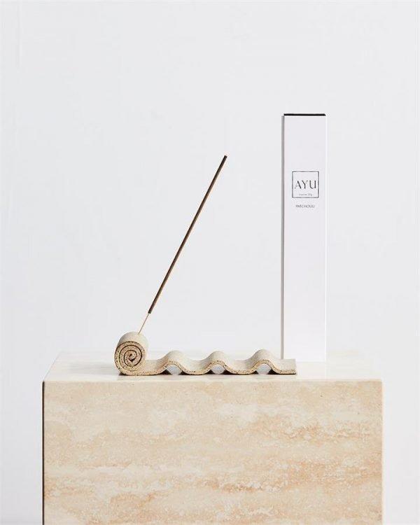 Ayu Patchouli Incense Sticks - Bed Threads