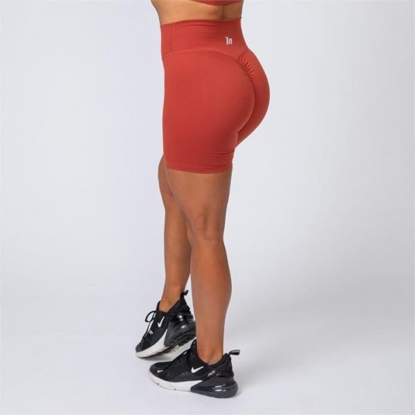 Bike Shorts - Burnt Orange - M