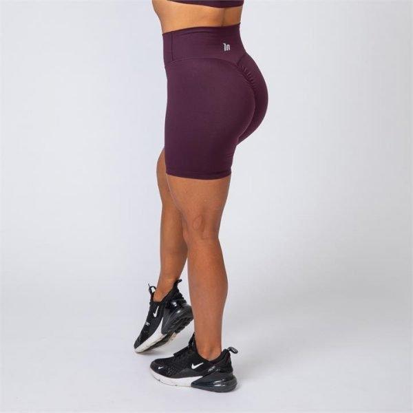 Bike Shorts - Royal Purple - XS