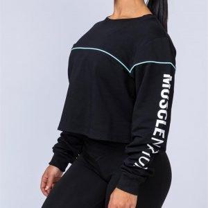 Brawler Long Sleeve - Black - XL