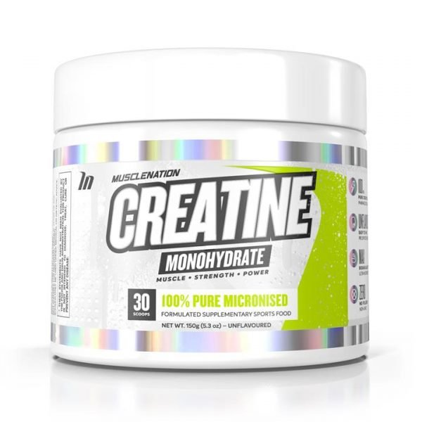 CREATINE Monohydrate UNFLAVOURED