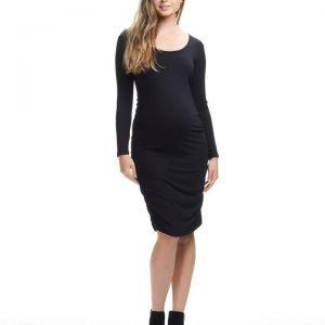 Celina Long Sleeve Maternity Dress