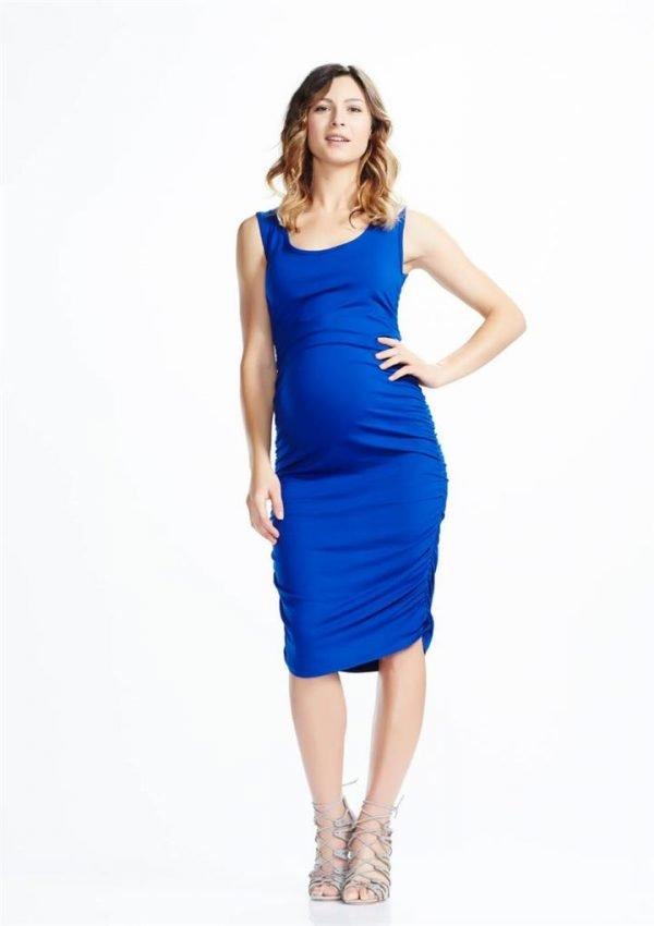 Celina Tank Maternity Dress
