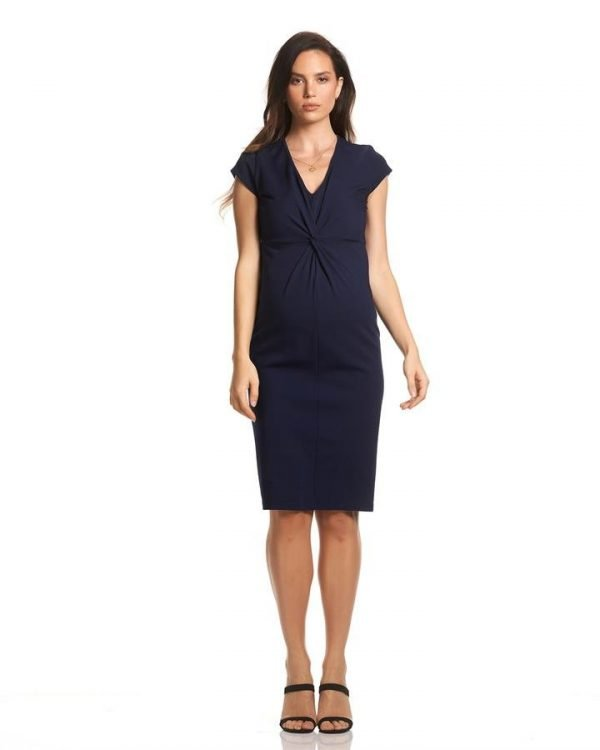 Charlotte Twist Dress