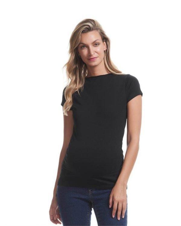 Classic Cotton Maternity T-Shirt