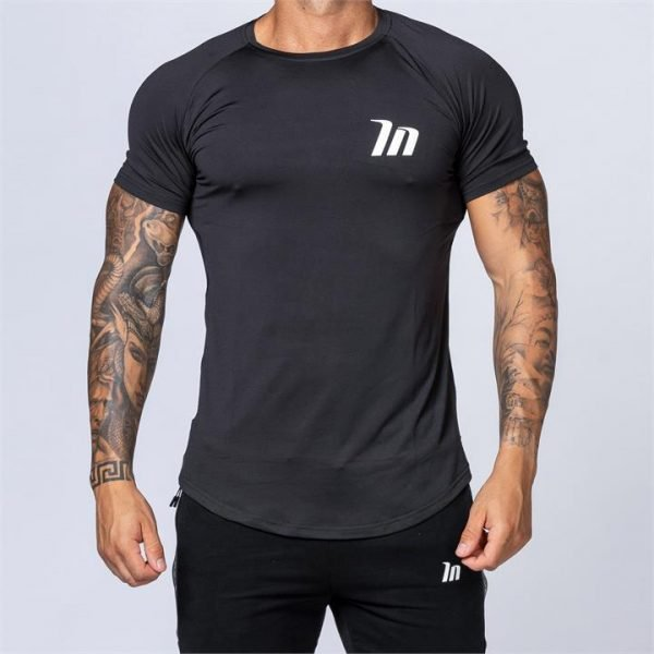 ClimaFlex Tshirt - Black - XL