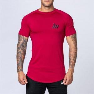 ClimaFlex Tshirt - Cherry Red - M