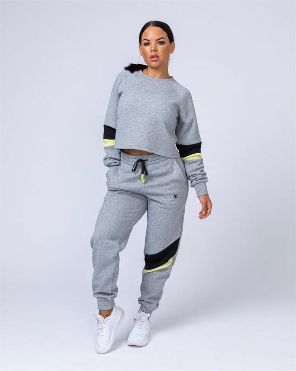 Comfy Tracksuit Set - Grey - Bundle