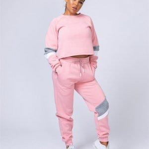 Comfy Tracksuit Set - Pink - Bundle