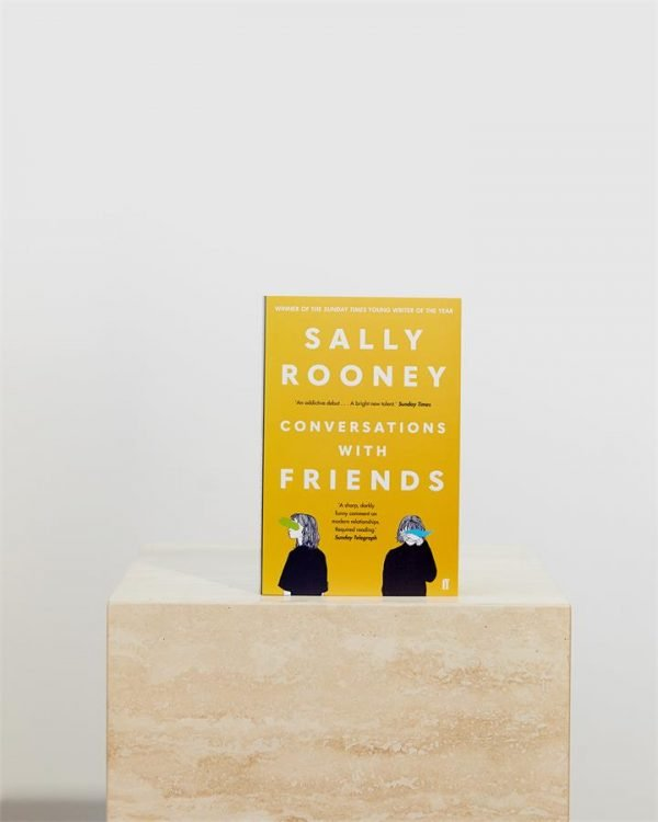 Conversations With Friends by Sally Rooney - Bed Threads