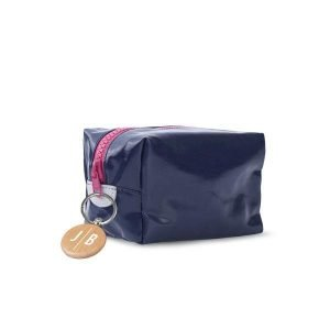 Cosmetic Bag - Monogram Navy
