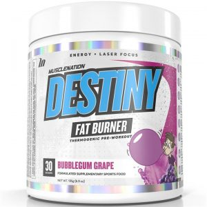 DESTINY Fat Burner BUBBLEGUM GRAPE