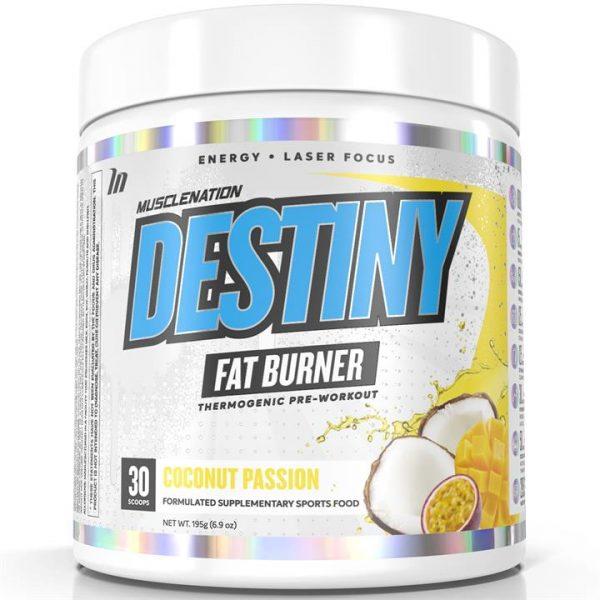 DESTINY Fat Burner COCONUT PASSION