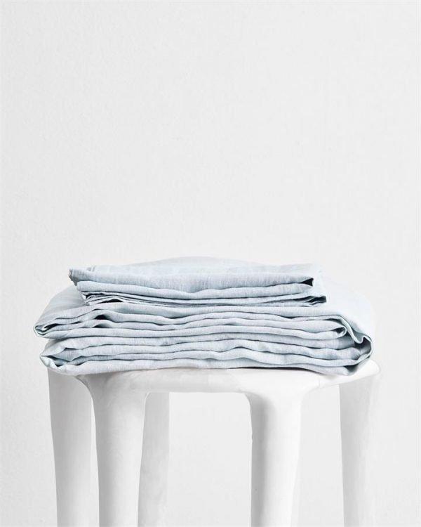 Drift 100% Flax Linen Sheet Set - Bed Threads