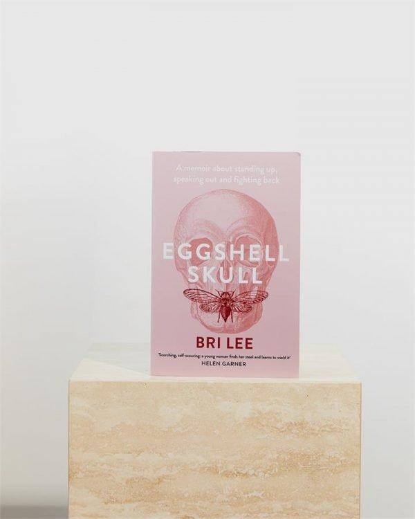 Eggshell Skull by Bri Lee - Bed Threads
