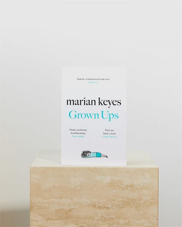 Grown Ups by Marian Keyes - Bed Threads
