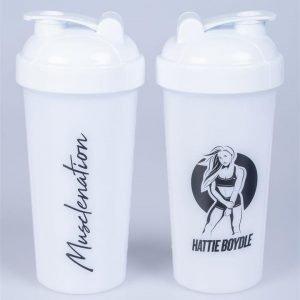 HBxMN 750ml Shaker - White
