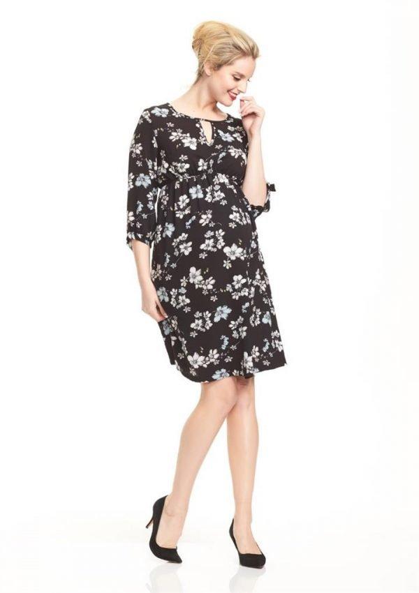 Jada 3/4 Sleeve Mini Dress