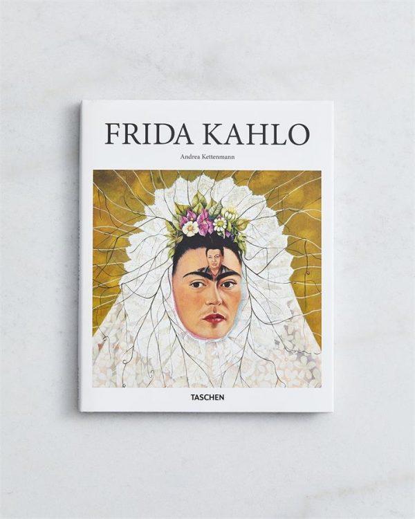 Kahlo (Taschen's Basic Art Series 2.0) by Andrea Kettenmann - Bed Threads