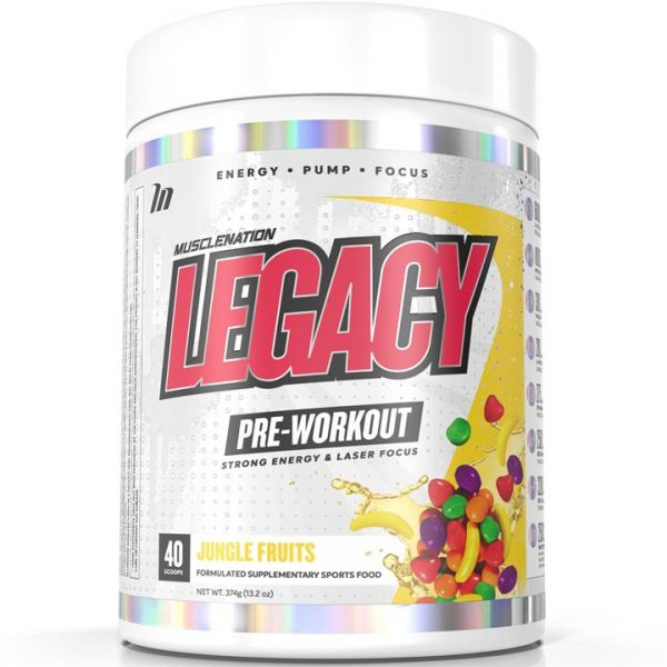 LEGACY Pre-Workout JUNGLE FRUITS