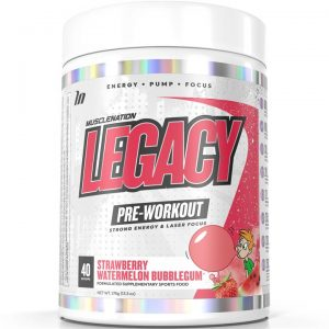LEGACY Pre-Workout STRAWBERRY WATERMELON BUBBLEGUM