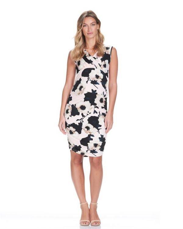 Lyla Ruched Dress