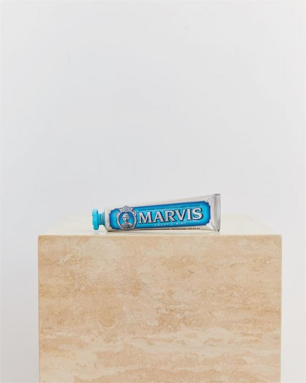 Marvis Aquatic Mint Toothpaste - Bed Threads