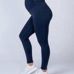 Maternity Leggings - Navy - L