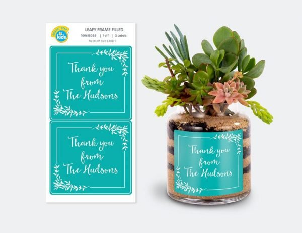 Medium Gift Labels