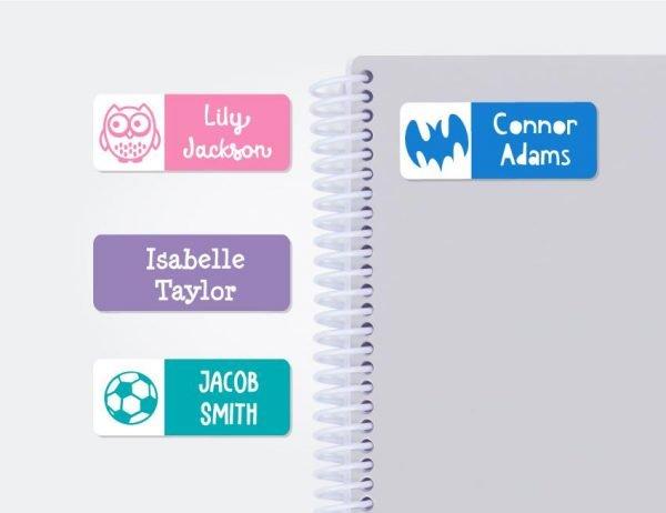 Medium Name Labels