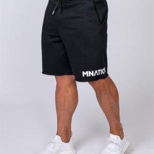 Mens Relaxed Shorts - Black - XXXL