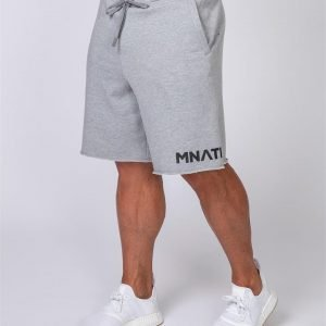 Mens Relaxed Shorts - Grey - S