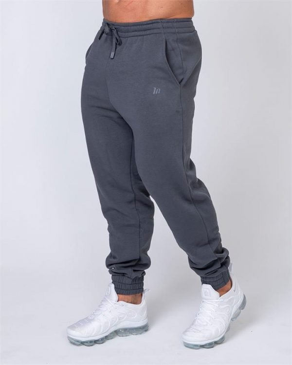 Mens Trackies - Charcoal - XXXL