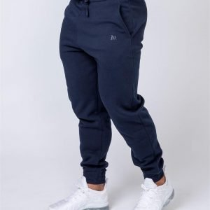 Mens Trackies - Navy - XL