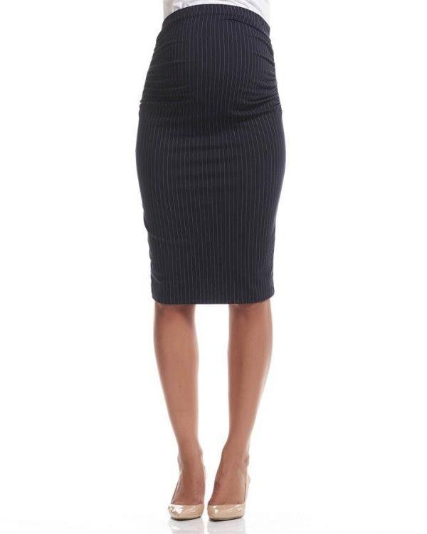 Midi Maternity Skirt