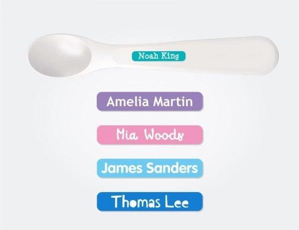 Mini Name Labels