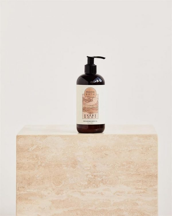 Moon Bath Every Body Grounding Body Oil - Bed Threads