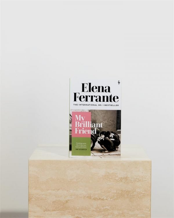 My Brilliant Friend by Elena Ferrante - Bed Threads