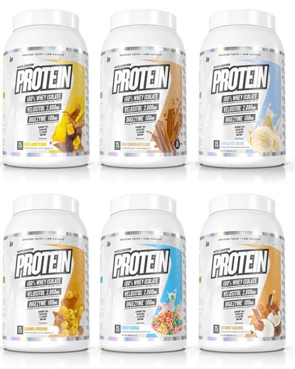 PROTEIN 100% Whey Isolate - Select Flavour
